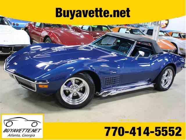 Picture of '70 Corvette - NM52