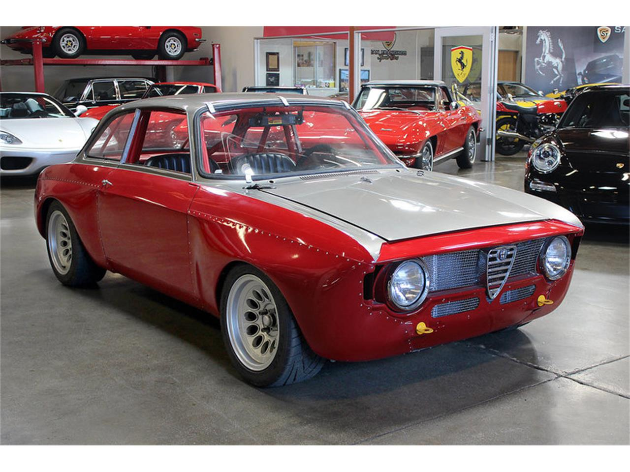 1968 alfa romeo 1750 gtv for sale cc 1101783. Black Bedroom Furniture Sets. Home Design Ideas