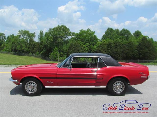 Picture of '68 Mustang - NM5C