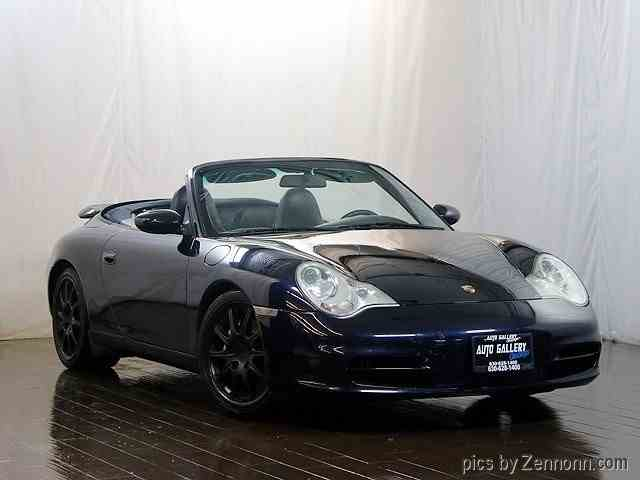 Picture of 2002 911 Carrera located in Illinois - $20,990.00 Offered by  - NM5G