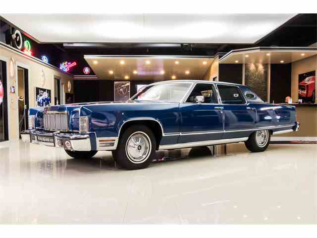 Picture of 1976 Lincoln Continental - $32,900.00 Offered by  - NM5L