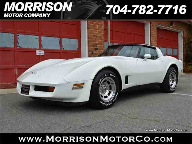 Picture of 1980 Chevrolet Corvette Offered by  - NM5O