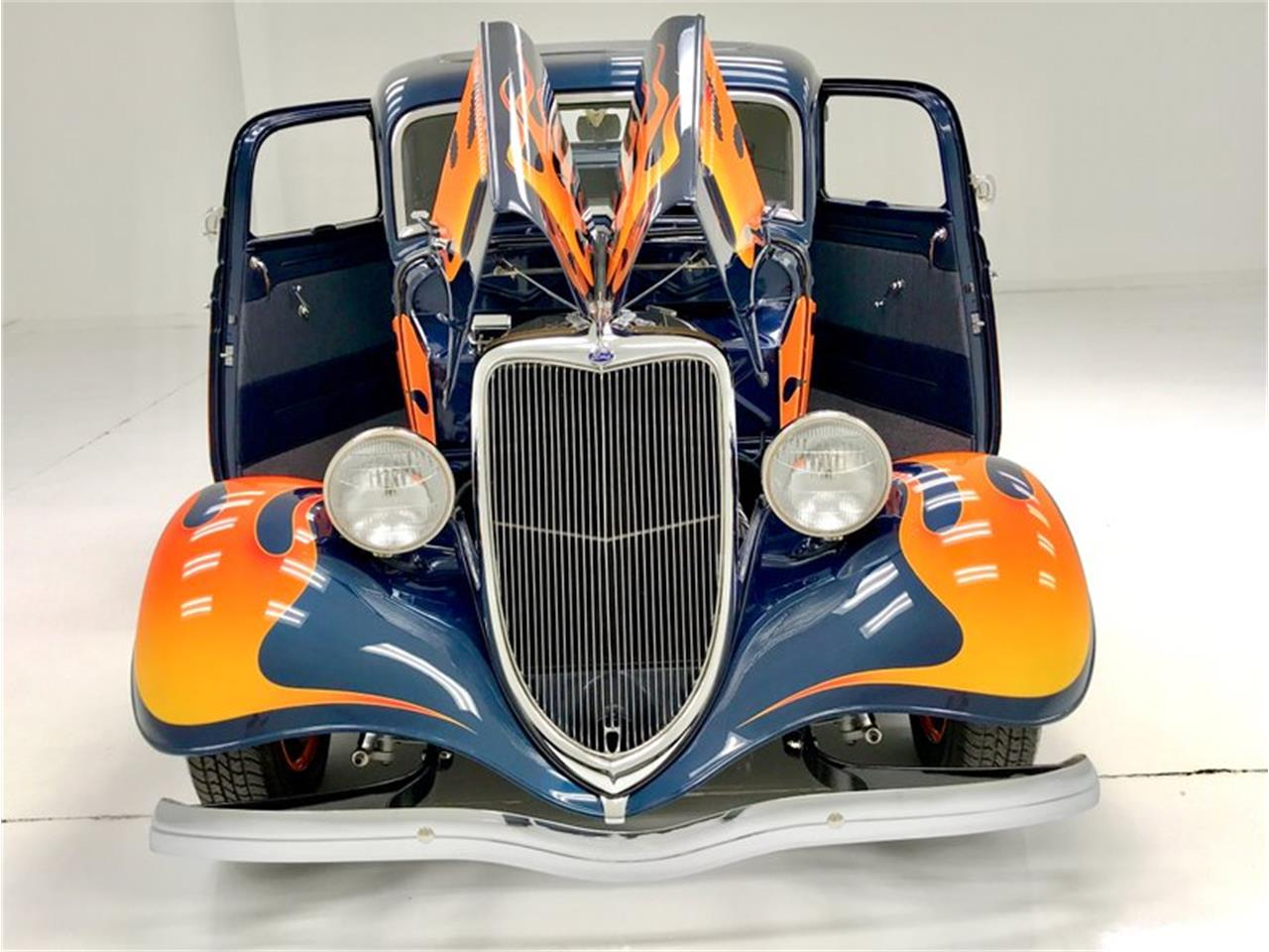 Large Picture of '34 5-Window Coupe - NM5P