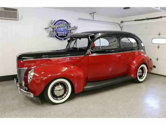 Picture of Classic 1940 Ford Deluxe located in Stratford Wisconsin - $29,995.00 Offered by  - NM63