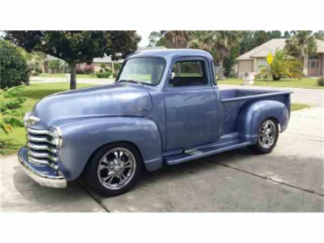 Picture of Classic '55 Chevrolet Pickup located in Mundelein Illinois - $39,995.00 Offered by  - NM6K