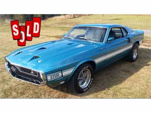 Picture of Classic 1969 Shelby GT500 - $109,900.00 - NM6N
