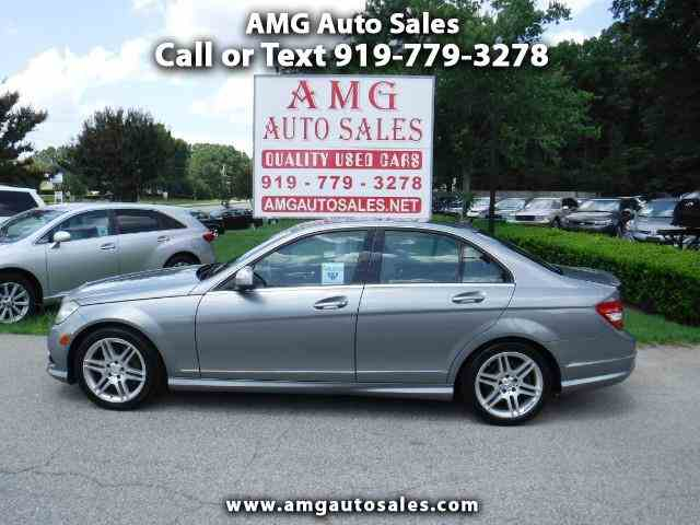 Picture of 2008 Mercedes-Benz C-Class located in North Carolina - NM6Z