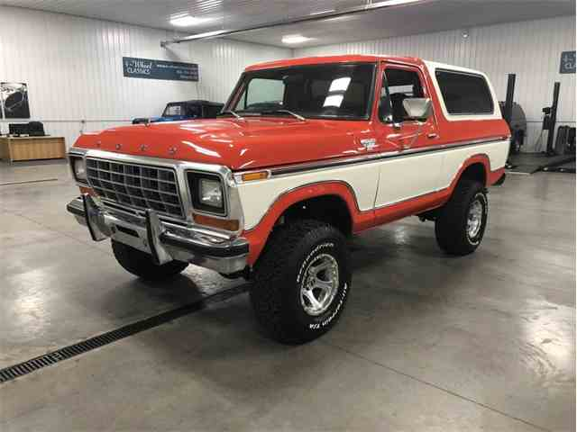 Picture of '79 Bronco - NM70