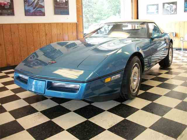 Picture of '87 Corvette - NM72