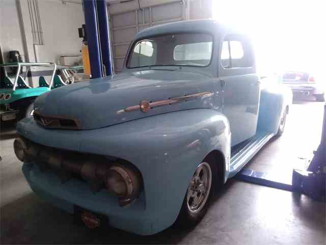 Picture of 1950 Ford F1 located in Carlisle Pennsylvania Auction Vehicle - NM77