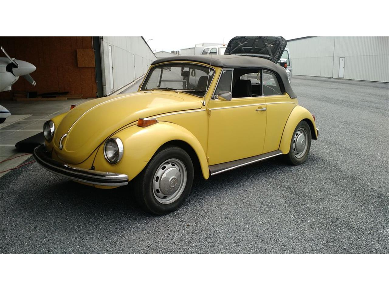 Large Picture of '72 Beetle - NM79