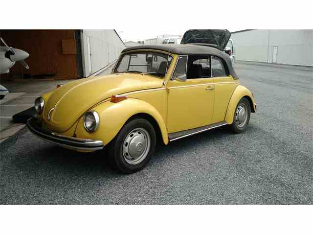 Picture of Classic '72 Beetle located in Carlisle Pennsylvania Auction Vehicle - NM79
