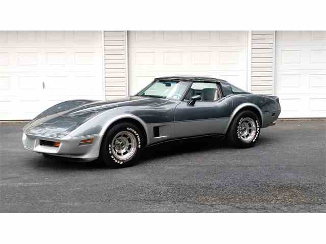 Picture of '81 Corvette Auction Vehicle Offered by  - NM7B