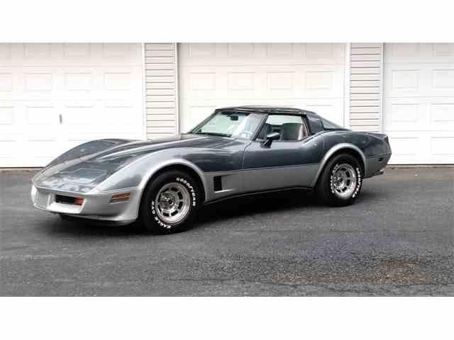 Picture of '81 Corvette located in Carlisle Pennsylvania - NM7B