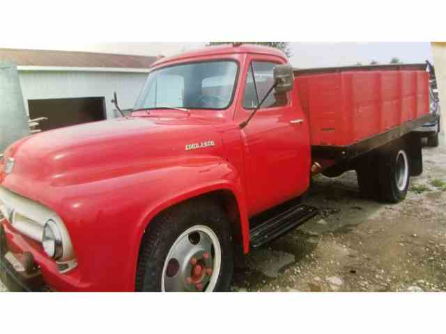 Picture of '53 F600 located in West Pittston Pennsylvania Offered by  - NM7P