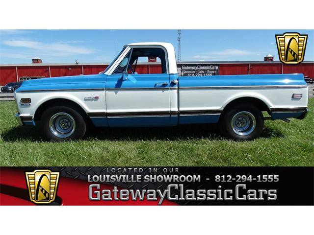 Picture of '72 C10 - NKWS