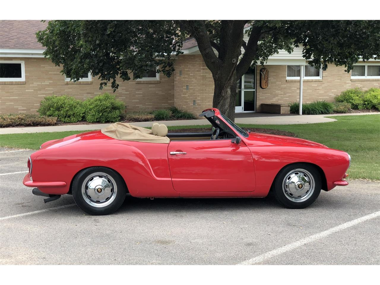 Large Picture of '72 Karmann Ghia located in Minnesota - $14,950.00 Offered by Silver Creek Classics - NM7V
