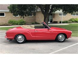 Picture of 1972 Karmann Ghia Offered by Silver Creek Classics - NM7V