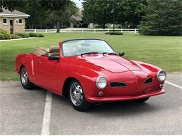 Picture of 1972 Volkswagen Karmann Ghia - NM7V