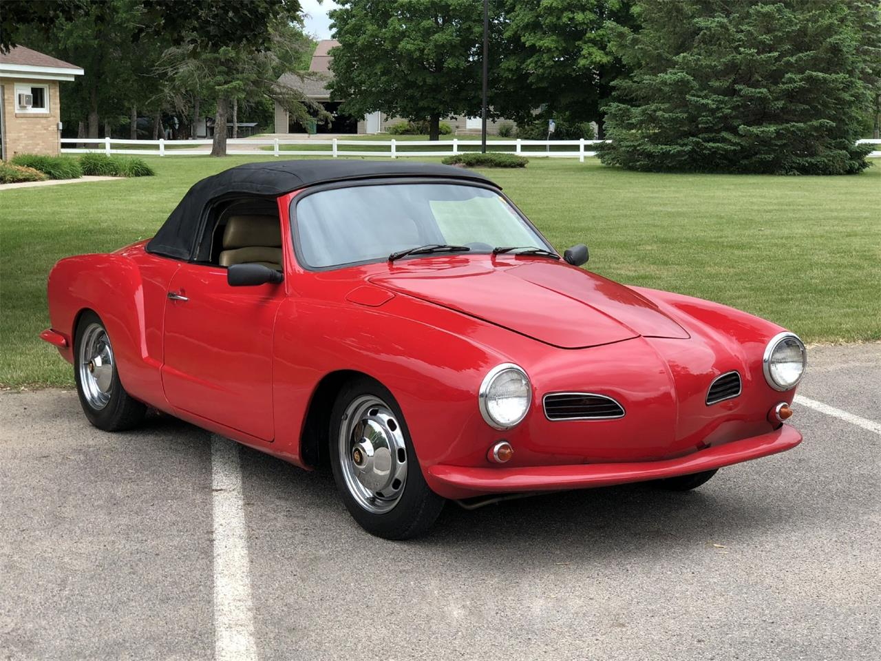 Large Picture of '72 Karmann Ghia - NM7V