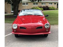 Picture of '72 Volkswagen Karmann Ghia Offered by Silver Creek Classics - NM7V