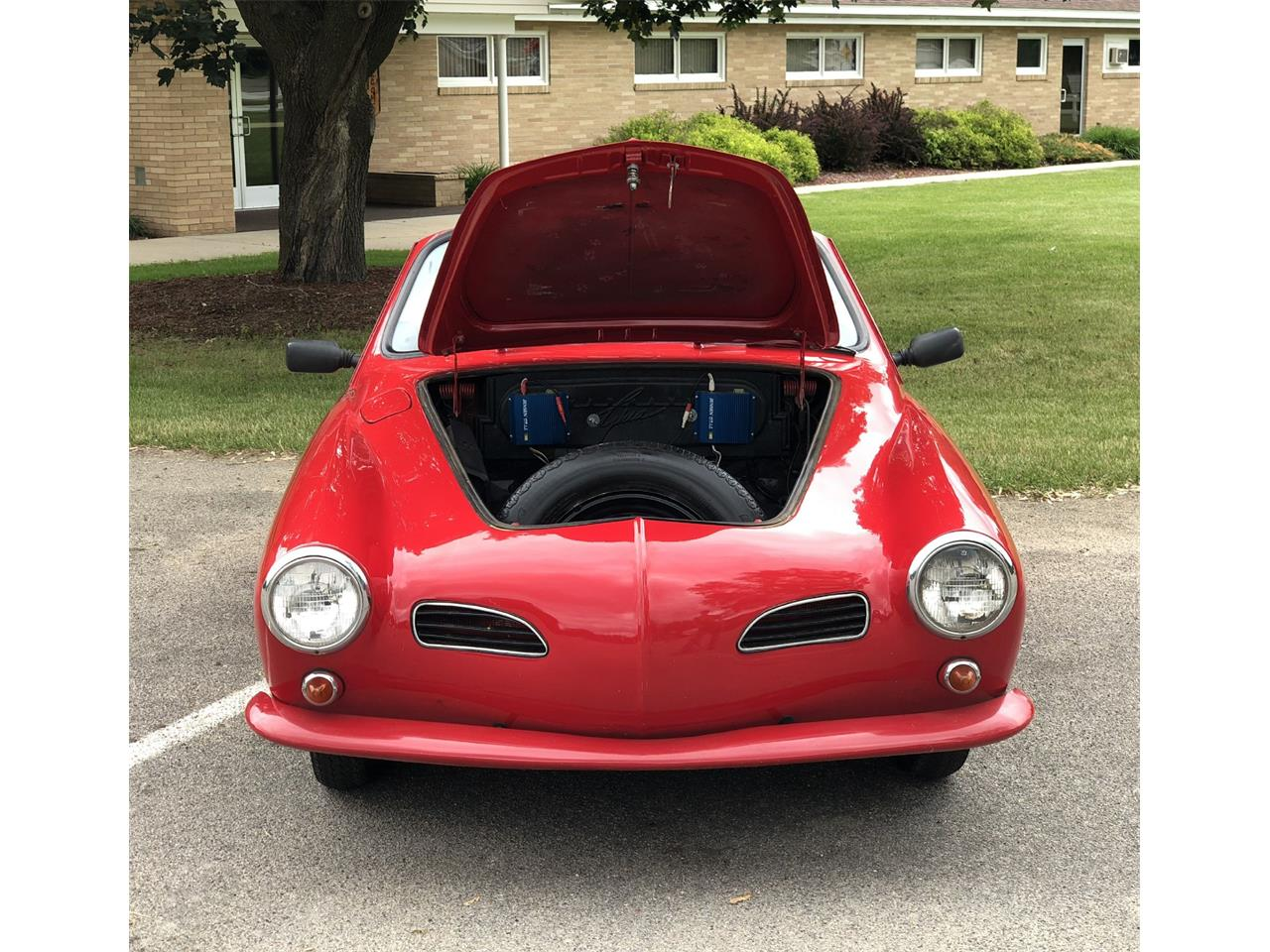 Large Picture of 1972 Karmann Ghia located in Minnesota Offered by Silver Creek Classics - NM7V