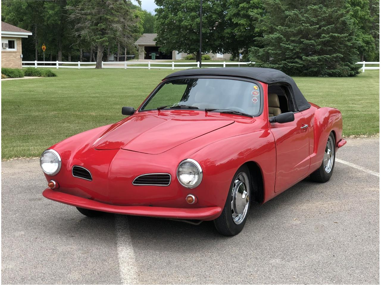 Large Picture of Classic '72 Karmann Ghia - $14,950.00 - NM7V