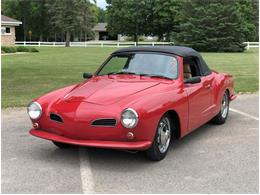 Picture of '72 Karmann Ghia located in Maple Lake Minnesota Offered by Silver Creek Classics - NM7V