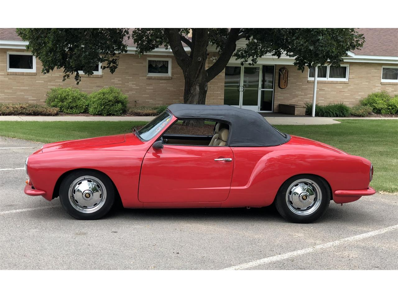 Large Picture of Classic '72 Volkswagen Karmann Ghia located in Maple Lake Minnesota Offered by Silver Creek Classics - NM7V