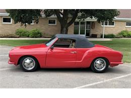 Picture of Classic 1972 Karmann Ghia - $14,950.00 Offered by Silver Creek Classics - NM7V