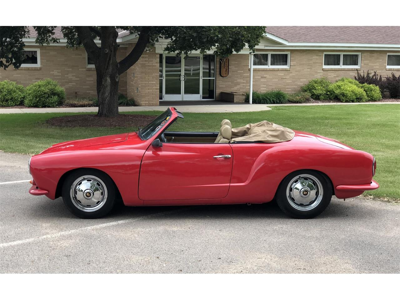 Large Picture of Classic 1972 Karmann Ghia located in Maple Lake Minnesota - $14,950.00 - NM7V