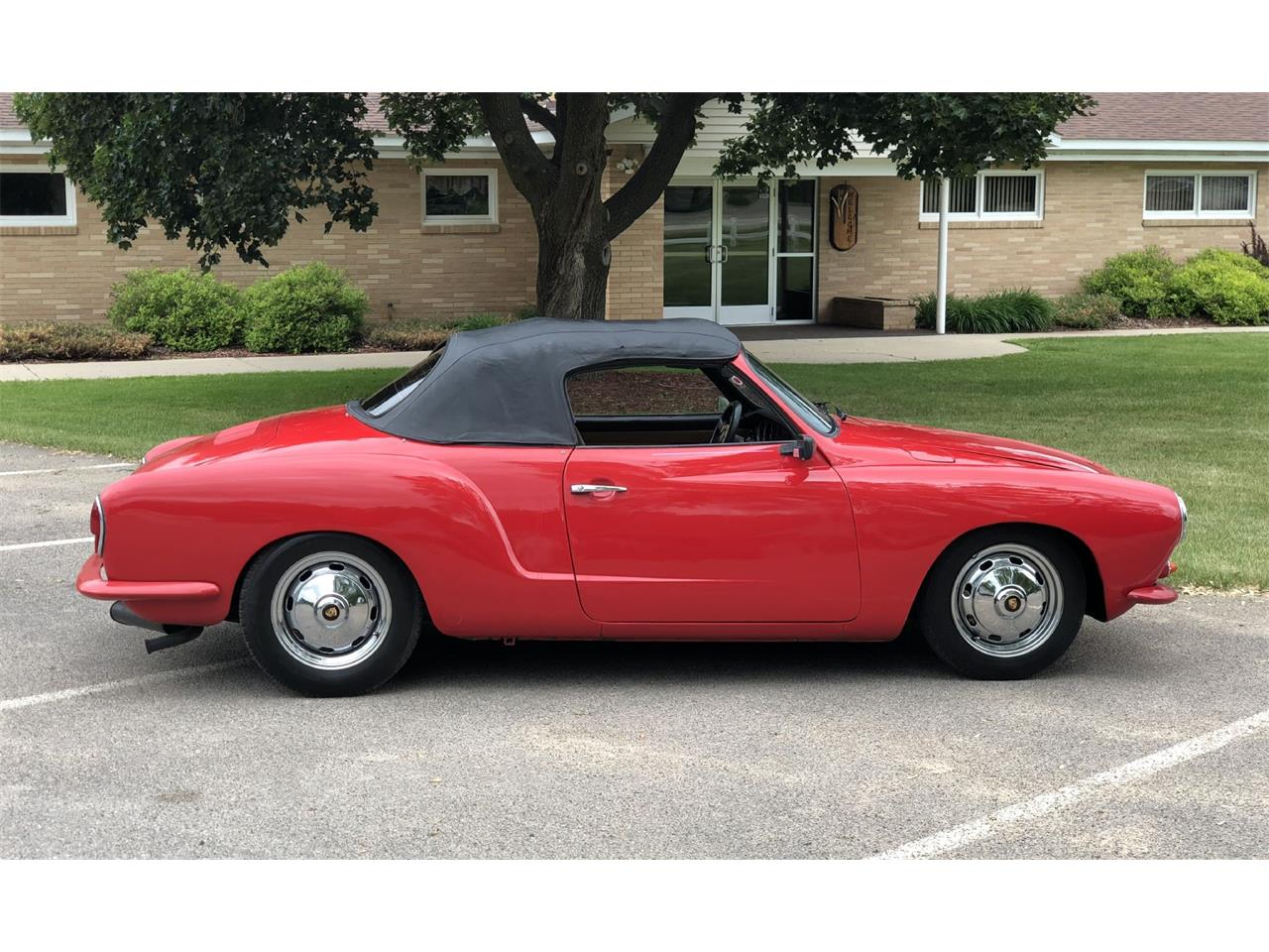 Large Picture of Classic 1972 Karmann Ghia located in Maple Lake Minnesota - NM7V