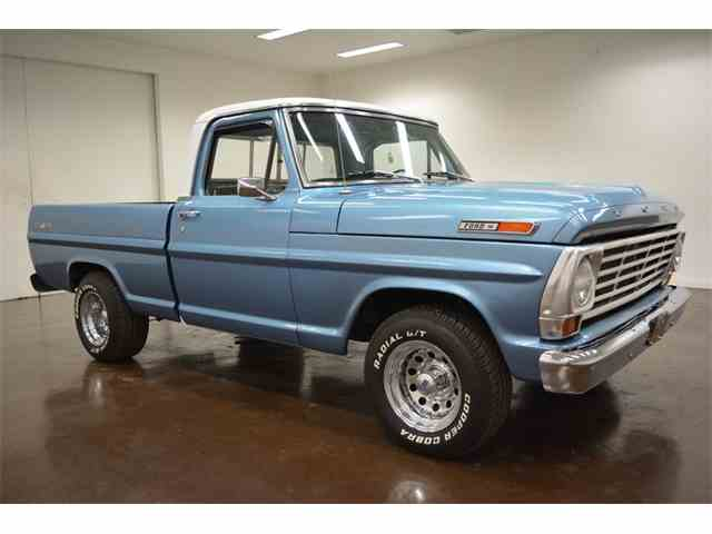 Picture of '69 F100 - NM83