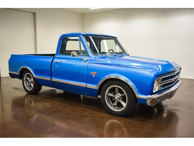 Picture of '67 C10 - NM8D