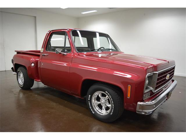 Picture of '77 Stepside - NM8H