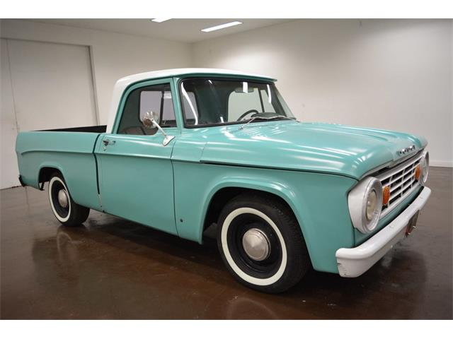 Picture of '67 D100 - NM8J