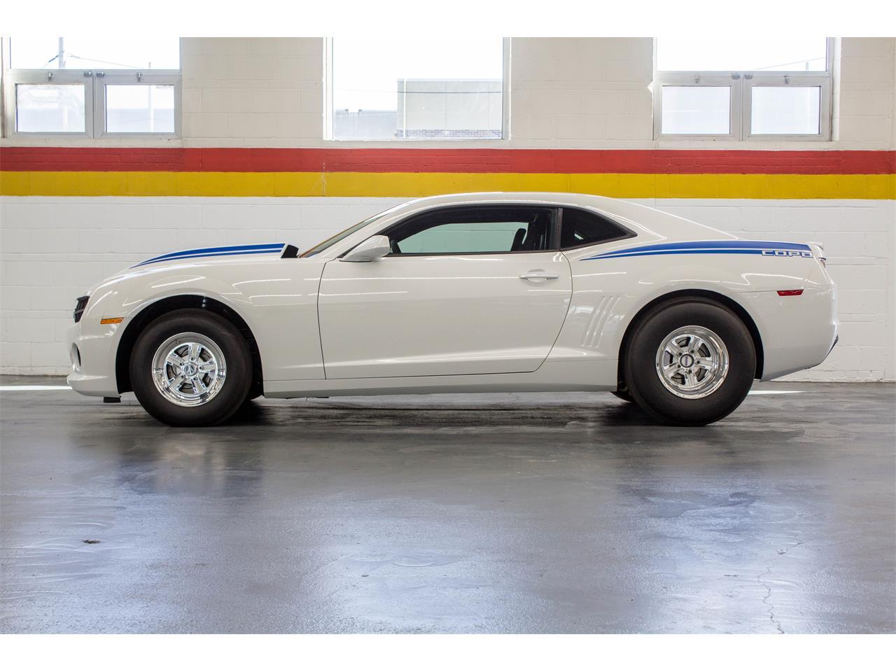 Copo Camaro For Sale >> 2012 Chevrolet Camaro Copo For Sale Classiccars Com Cc 1101917