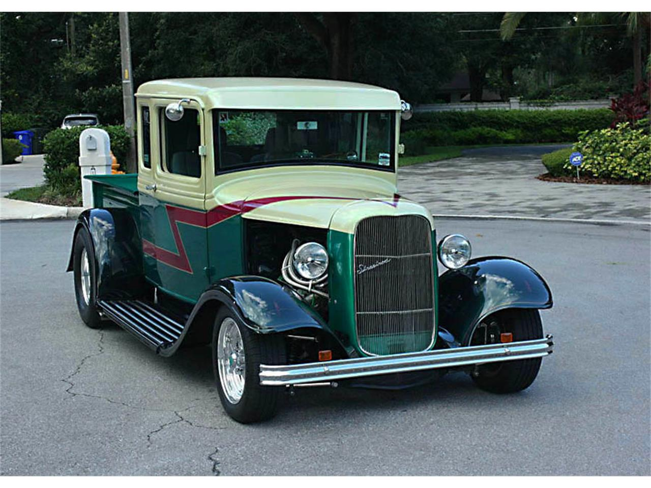 Large Picture of Classic '33 Ford Model B located in Lakeland Florida Offered by MJC Classic Cars - NM8X