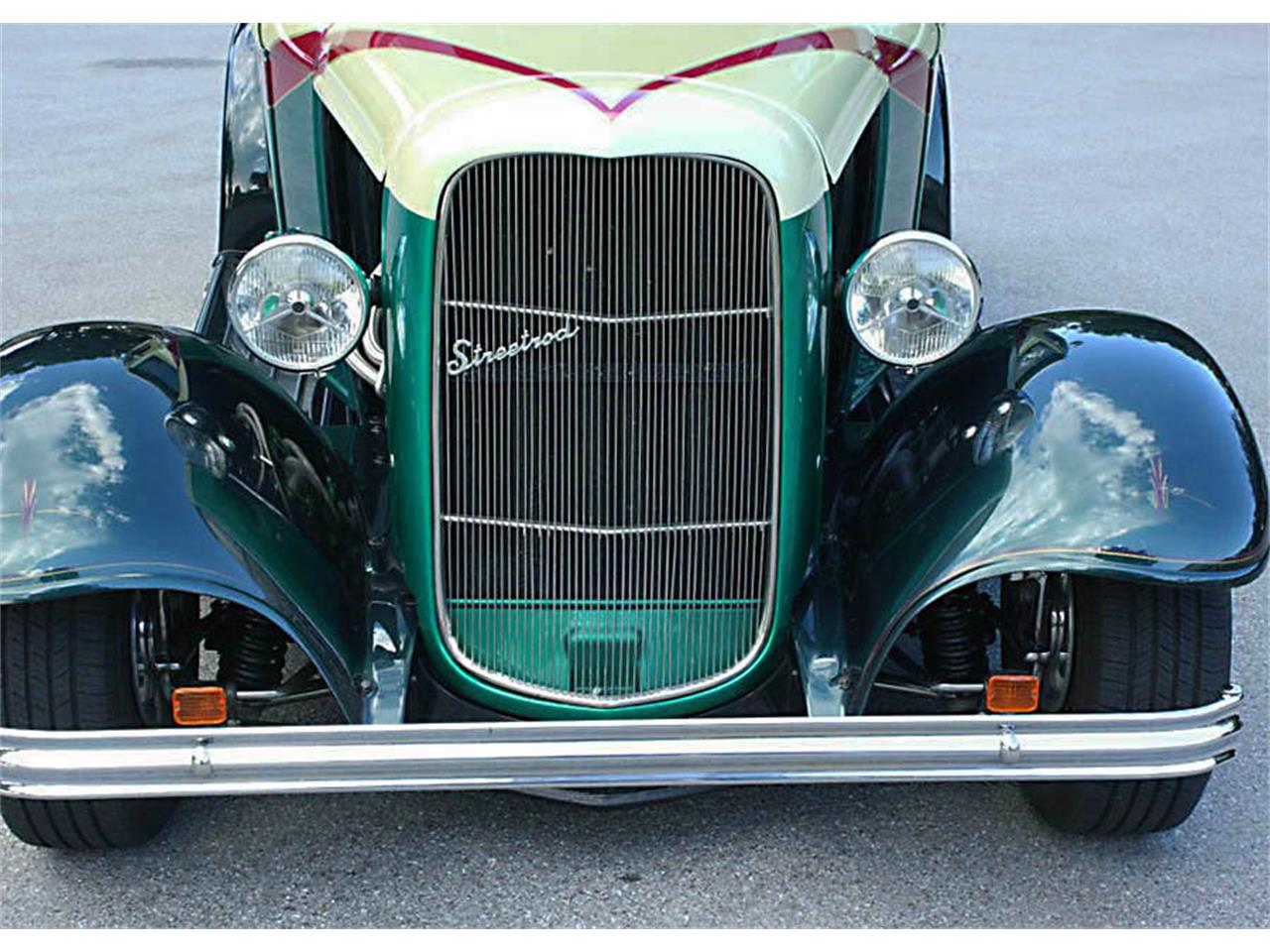 Large Picture of '33 Ford Model B Offered by MJC Classic Cars - NM8X