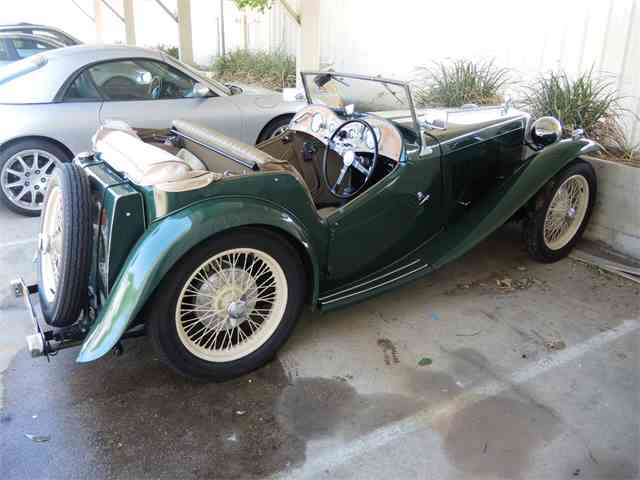 Picture of Classic '48 MG TC Offered by a Private Seller - NM8Z