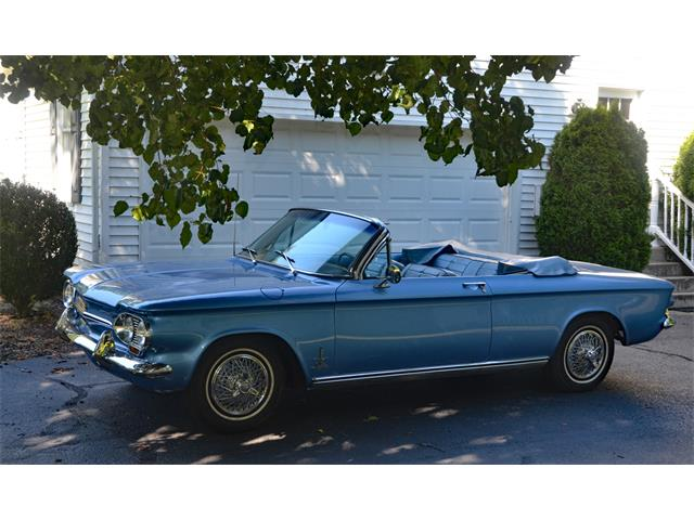 Picture of '63 Corvair Monza - NM93