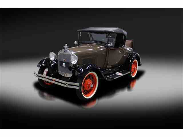 Picture of Classic '29 Ford Model A located in Seekonk Massachusetts Offered by  - NM96