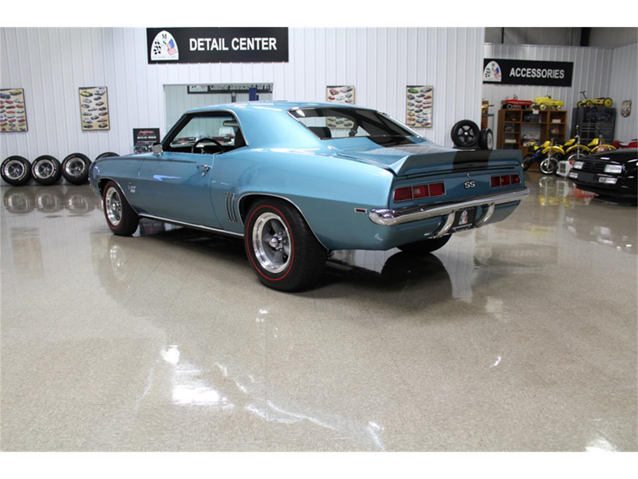 For Sale: 1969 Chevrolet Camaro in Seekonk, Massachusetts
