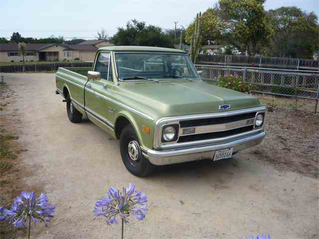 Picture of Classic '70 Chevrolet C10 located in Nipomo California - $18,995.00 - NM9W