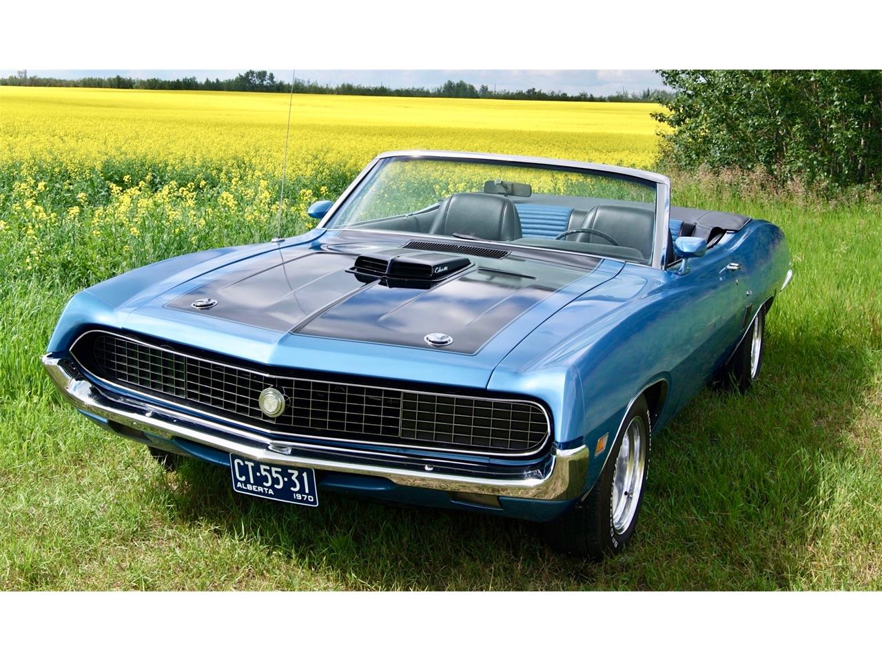 Best Used Cars Under 5000 Edmonton: 1970 Ford Torino For Sale