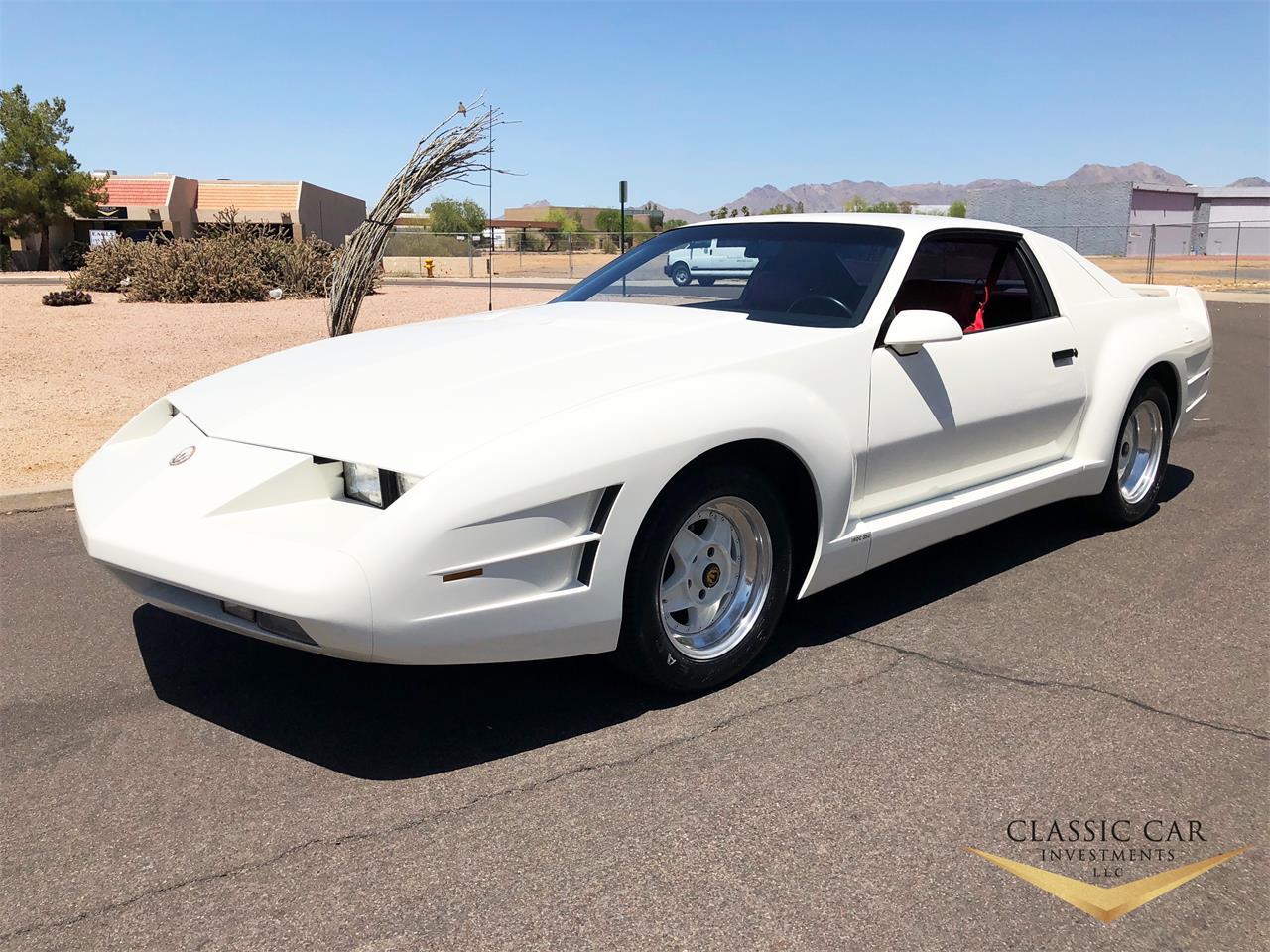 For Sale: 1990 Chevrolet Camaro IROC-Z in Scottsdale, Arizona