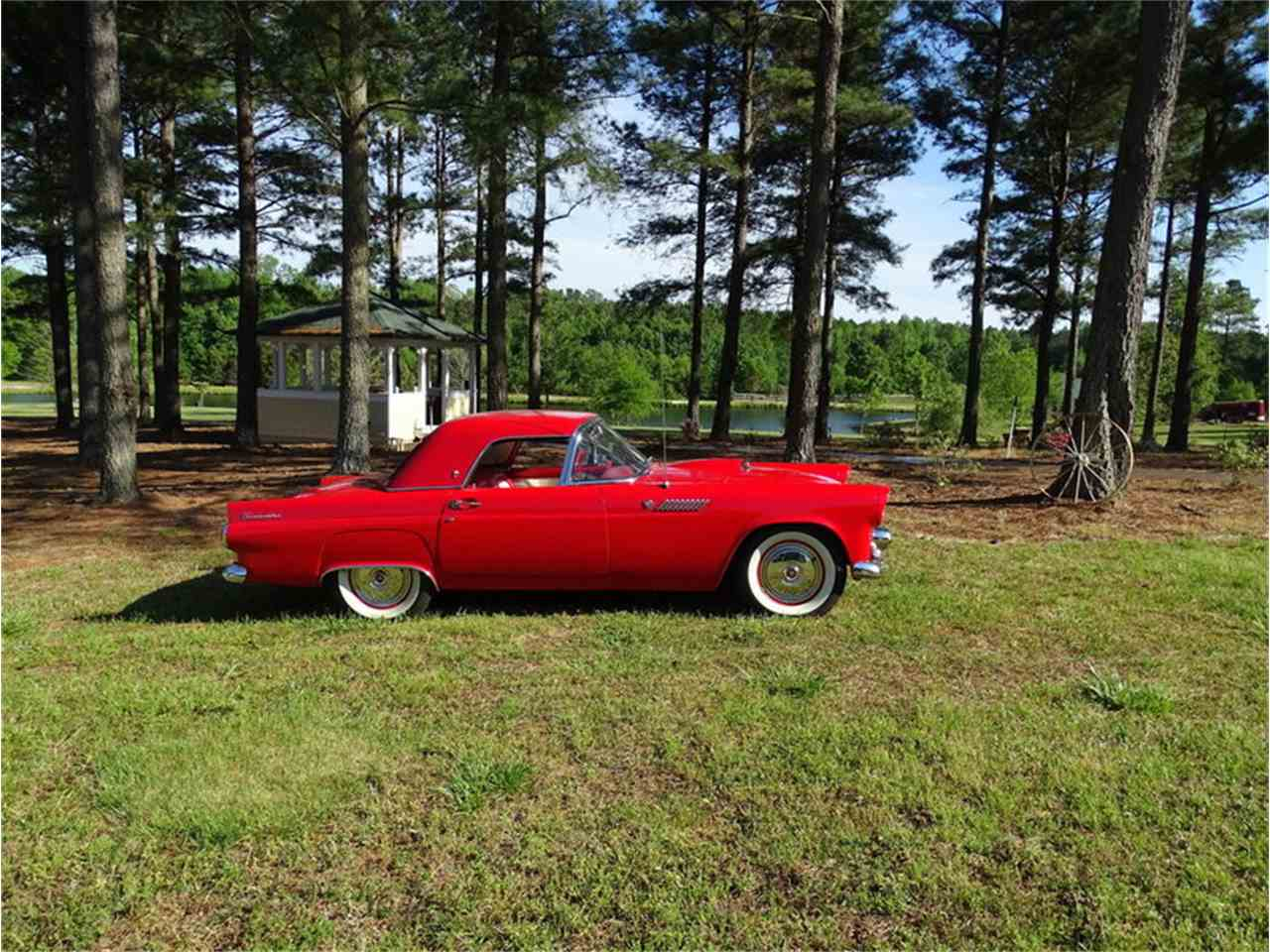 Large Picture of 1955 Thunderbird Auction Vehicle Offered by GAA Classic Cars Auctions - NMA5