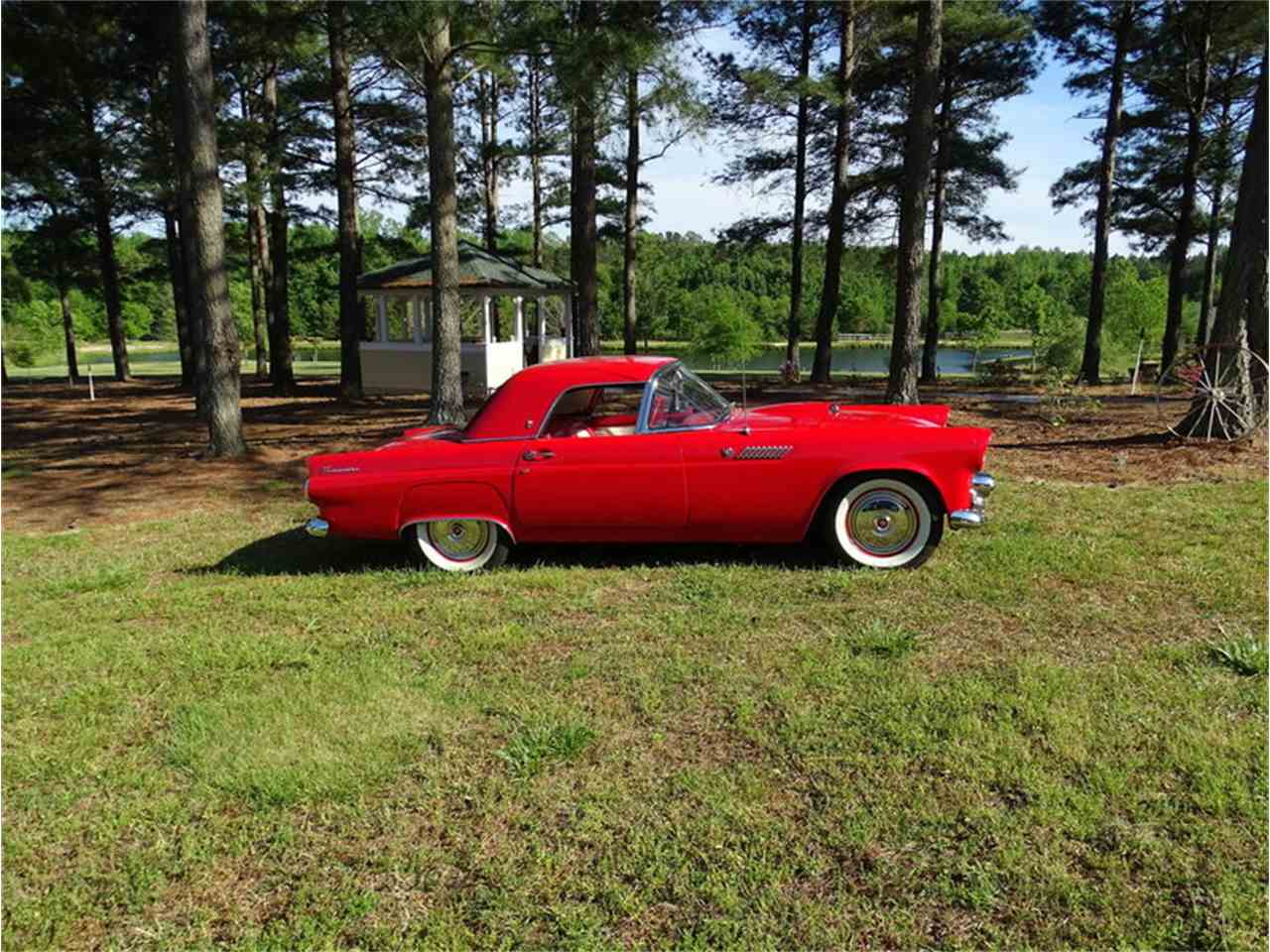 Large Picture of Classic 1955 Thunderbird located in Greensboro North Carolina Offered by GAA Classic Cars Auctions - NMA5