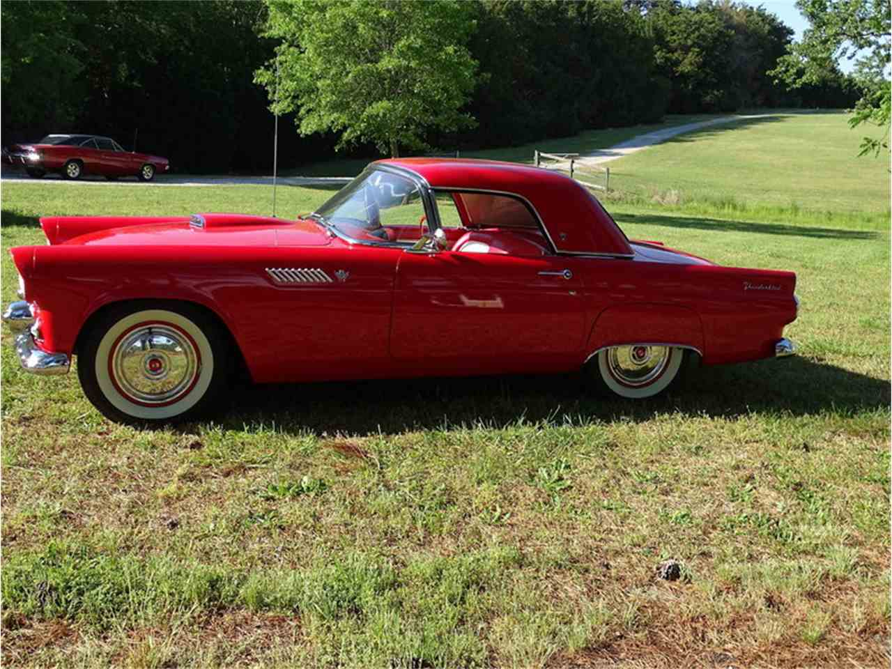 Large Picture of 1955 Ford Thunderbird - NMA5