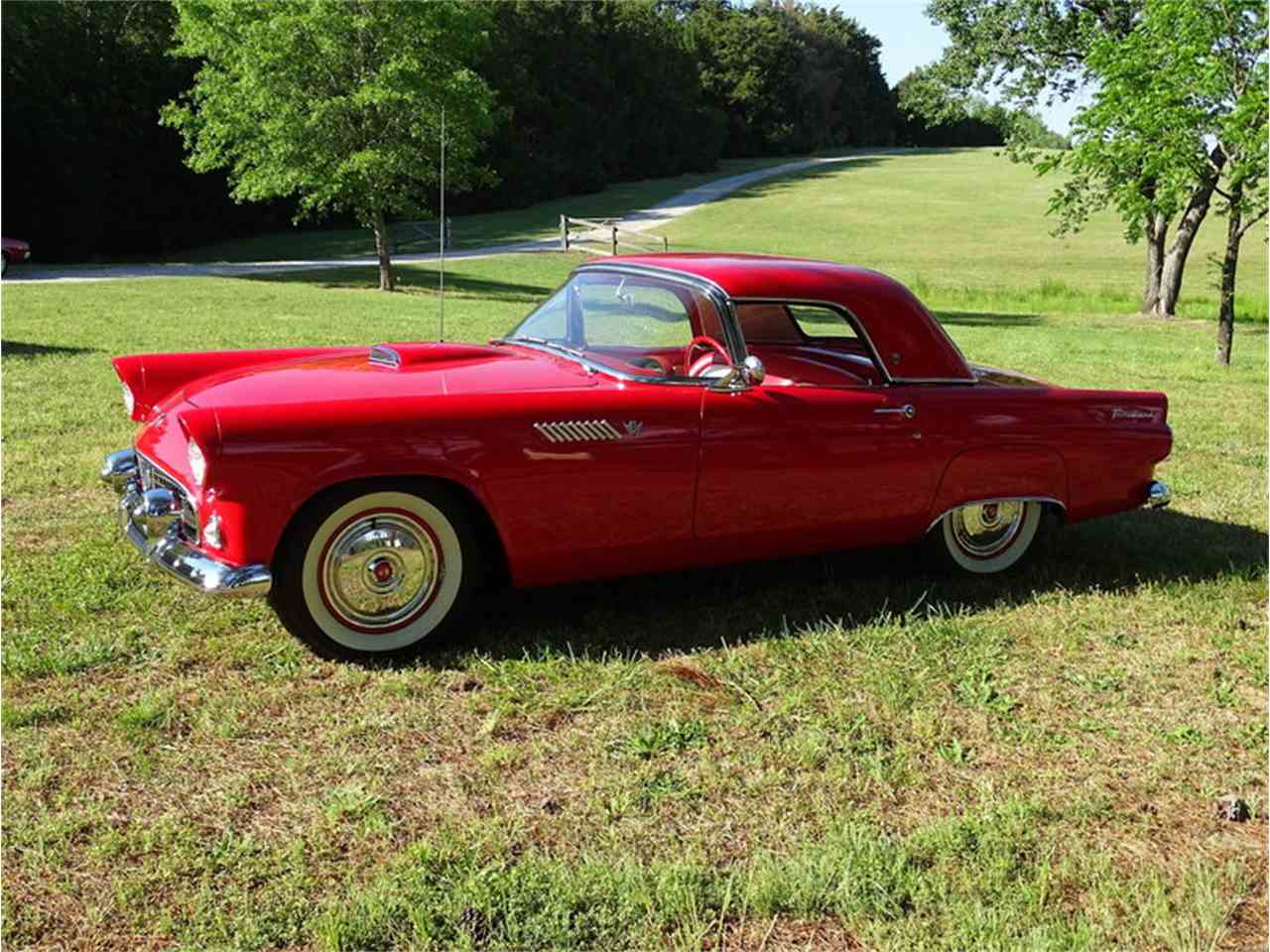 Large Picture of '55 Ford Thunderbird located in North Carolina - NMA5